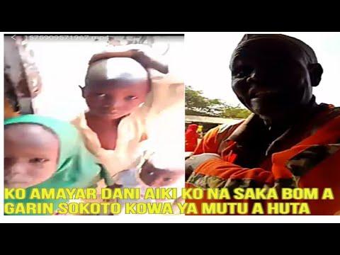 Ko Amayar Dani Aiki Nakula da yarana Ko Na Saka Bom A Sokoto Kowa Ya Mutu Wani Korarren Ma'aikaci