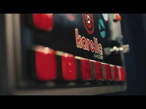Karella E-Master dart machine