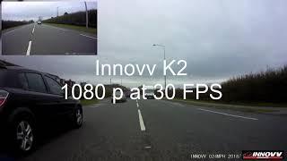 Garmin Virb Compare with INNOVV K2 Motorcycle Camera System