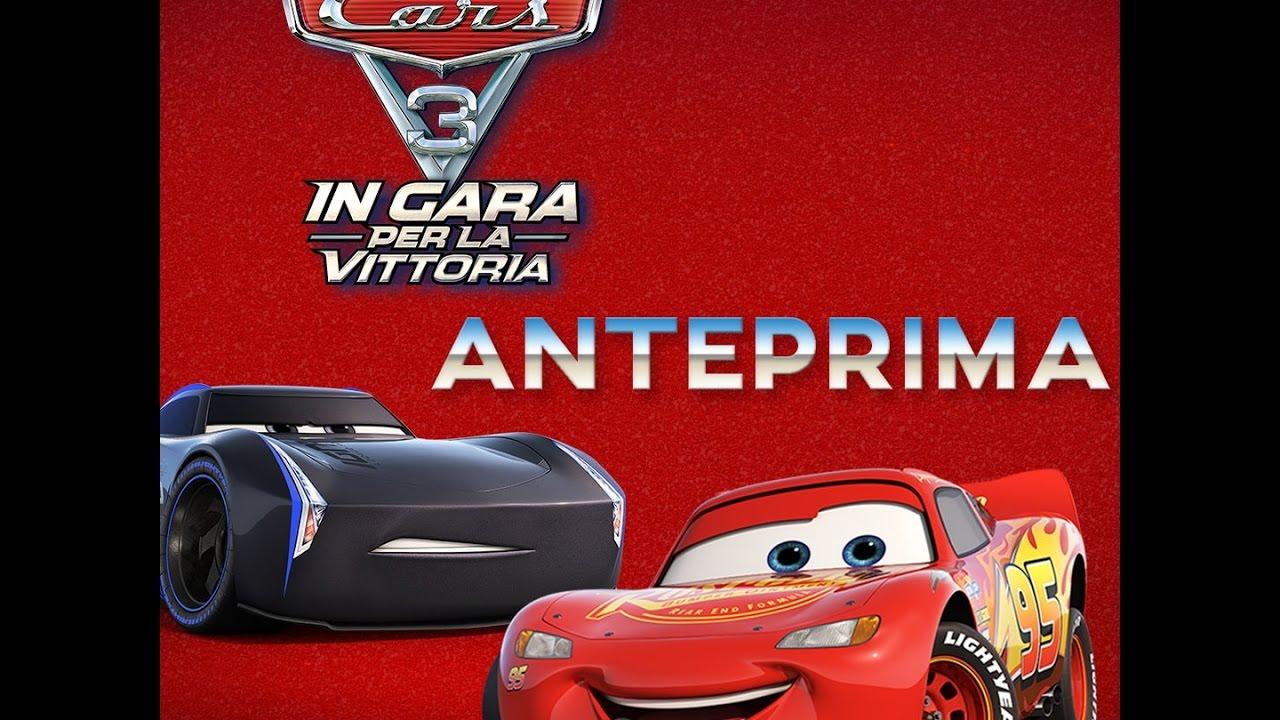 Trailer di CARS 3: In gara per la vittoria