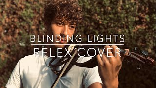 Blinding lights - Violin cover by Rflex