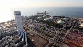 東電がLNG基地公開シェールガス輸入に対応