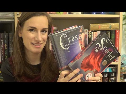 Scarlet and Cress by Marissa Meyer: MY THOUGHTS