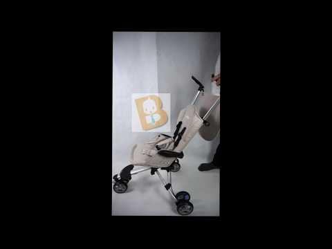 Geoby Baby Stroller GB 888D-W6BH