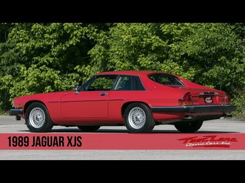 Video of '89 XJS - PVPQ