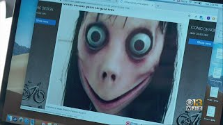 """Local Officials Warning Parents About """"Momo Challenge"""""""