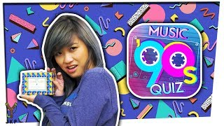 How Much 90s Music Trivia Do You Know? ft. Mike Bow and Leenda D