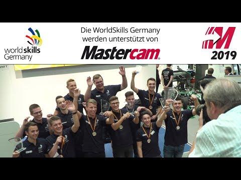 Worldskills Germany 2018: Mastercam fördert Talente