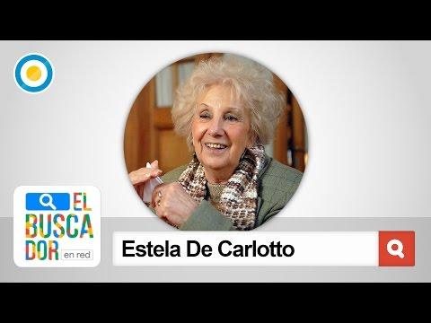 Estela De Carlotto en El Buscador en Red (Completo)