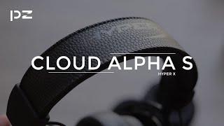HyperX Cloud Alpha S Gaming Headset im Test (Blackout Edition)