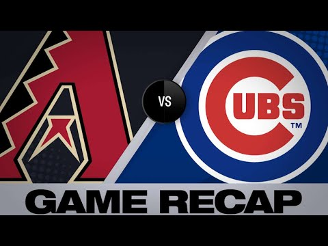 Bote's walk-off single leads Cubs to 2-1 win - 4/21/19