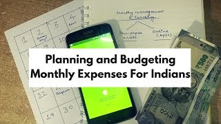 How To Plan And Budget Monthly Expenses | Home Budgeting Tips For Indian Households | Saloni