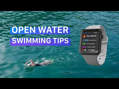 Open Water Swimming with Apple Watch