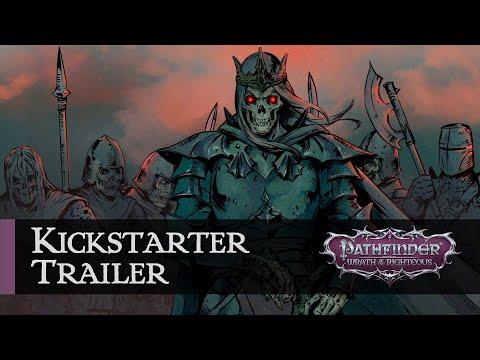 Pathfinder: Wrath of the Righteous Kickstarter Campaign de Pathfinder: Wrath of the Righteous