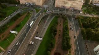 Петербург с высоты. Невский район