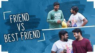 Friend vs Best Friend || It's My Real Story || Bumchick Babloo || Tamada Media