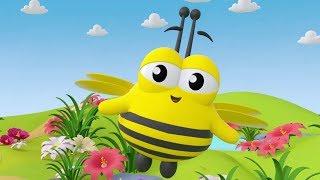 Arı Vız Vız Vız - Neşeli Çocuk Şarkıları