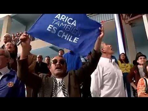 Ήττα Μοράλες στη διαμάχη Βολιβίας – Χιλής για την πρόσβαση στον ωκεανό…