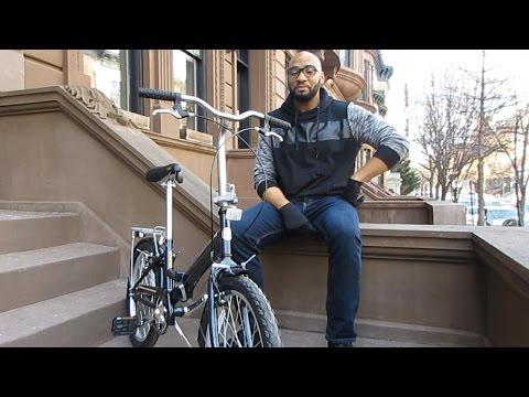 Review – Schwinn 20″ Unisex Hinge Folding Bike
