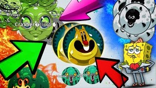 "Agar.io TROLLING ""I AM DA ONE"" // LEGENDARY ULTRA HACK POPSPLIT // BEST TROLLING MOMENTS (Agar.io)"