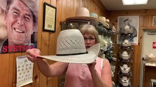 WESTERN Cowboy Hat Shaping Trends In Bakersfield, Ca