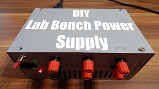 Lab Bench Power Supply