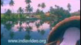 Houseboat cruise in backwaters of Kerala