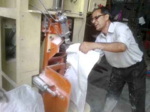 PLC Based Bag Packing Machine
