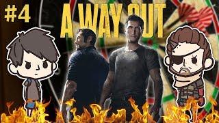 誰是飛鏢王子!? | A Way Out #4