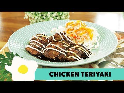 Resep Home Made Chicken Teriyaki