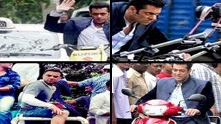 Salman Khan's JAI HO Movie Stills LEAKED