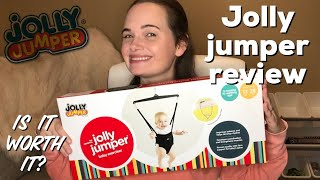 Jolly Jumper review and how to use it.