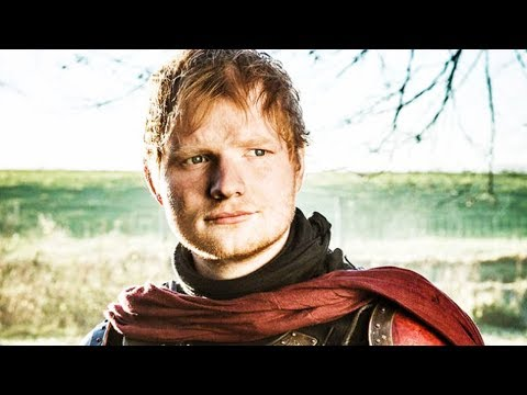 Ed Sheeran Can't Handle Game Of Thrones Fans
