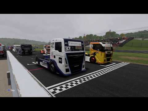 Truck Racing Championship - ETRC Round 5: Autodrom Most, Day 1 Race 1 * No Commentary Long Play