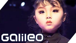 Super-Models - Wie China Kinder auf die große Karriere vorbereitet | Galileo | ProSieben