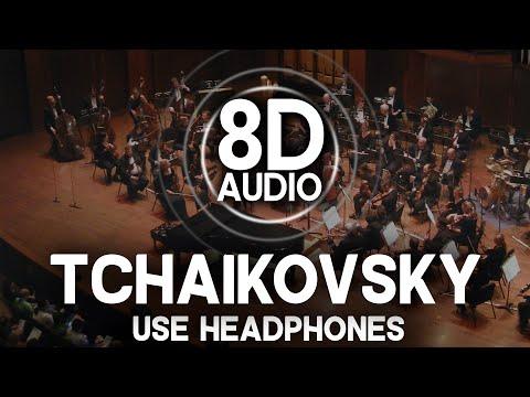 AUDIO 8D: Tchaikovsky - Waltz of the Flowers (The Nutcracker) - USE HEADPHONES!