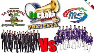 La Arrolladora Banda El Limon Vs. Banda MS
