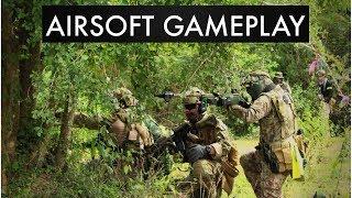Airsoft Sniper งานนี้ยิงกันโคตรไกล l ยุทธการขุนด่านทมิฬ - dooclip.me