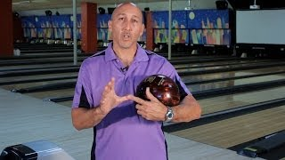 How to Grip a Bowling Ball | Bowling