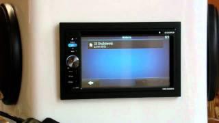 Audiovox VME-9325BTA