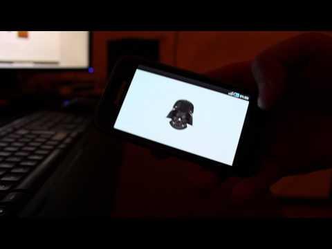 Video of Darth Vader