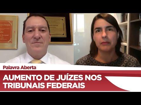 Vinicius Carvalho explica aumento do número de juízes nos Tribunais Regionais Federais - 02/09/20