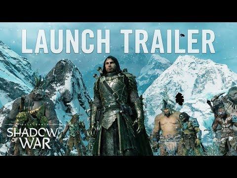 《中土世界:戰爭之影》正式發售故事預告片登場