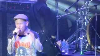Ronnie James Dio Cancer FundCorey TaylorDuff McKagan  The Avalon HollywoodCA 2014