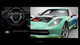 Gran Turismo SPORT: Chevrolet Corvette Stingray Drift Setup!