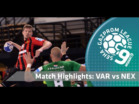 EXCITING match ending in Skopje I Vardar vs Nexe