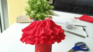 DIY- How To Make Baby Bloomer/Diaper Cover With Ruffles (template Included)