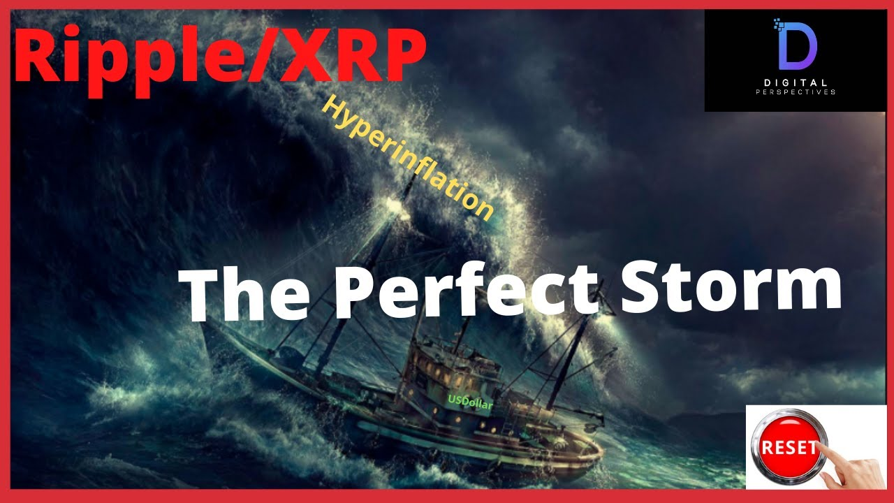Ripple/XRP-The Perfect Storm,XRP Will Rise From The ashes And Explode In PRICE