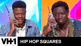 DC Young Fly & Michael Blackson 'Call Tyrone' in Honor of Erykah Badu | Hip Hop Squares - Video Youtube