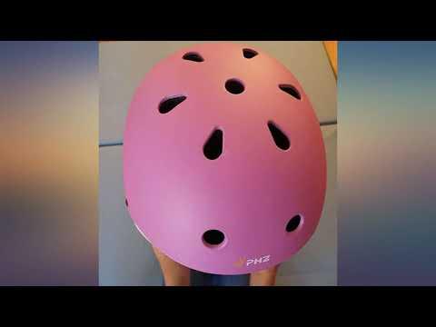 PHZ. Kids Bike Helmet Toddler Helmet 3-10 Years Sport Protective Gear Set Boy Girl review